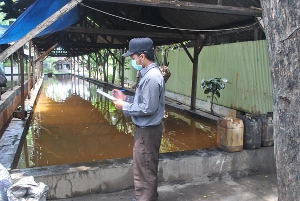 jasa pembuatan dokumen pemantauan lingkungan